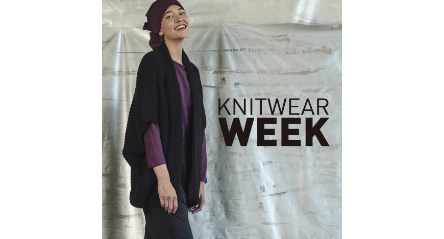 Knitwear week at MIRIAM PONSA
